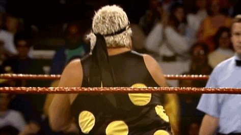 "Happy birthday Dusty Rhodes ""The Dream\"""