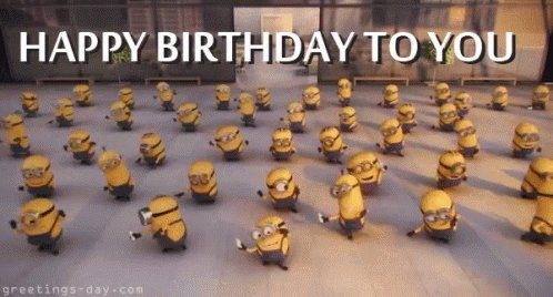 Happy Birthday Dawn xx