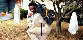 Image for the Tweet beginning: Happy birthday to this Ghostbuster!