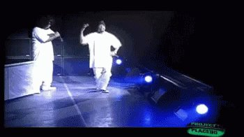 "I wish Mack 10 & Cube squash they beef and just perform ""Bow Down"" in front of the White House and WC on his shit :"
