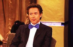 Happy birthday Robert Downey Jr.....  legendary SNL cast member