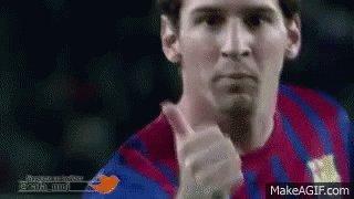 ETOTO's photo on Messi