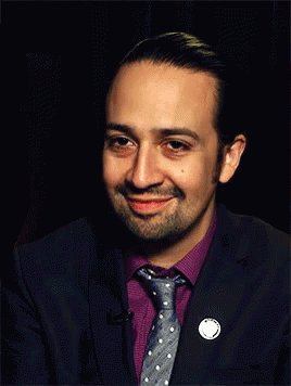 @Lin_Manuel Trying to be like... xo
