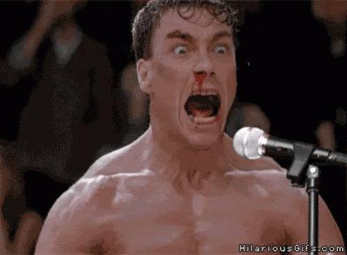 Happy Birthday Jean-Claude Van Damme (October 18, 1960) Actor, body builder, martial artist. Born