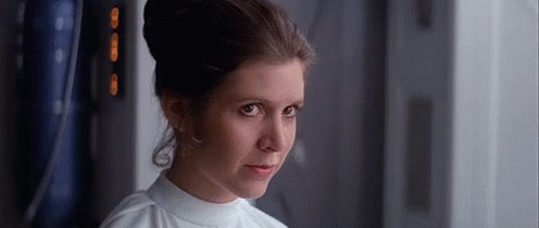 Happy Birthday, Carrie Fisher. Sending love and a middle finger salute skyward today!