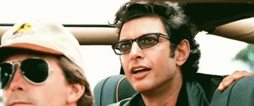 Happy birthday, Jeff Goldblum. May we all get much cooler so we can inch closer to you.
