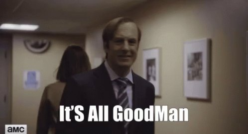 Happy birthday bob odenkirk!! Better Call Saul Goodman