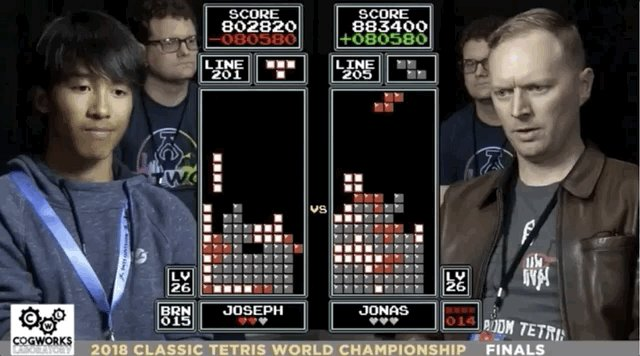 16-year old dethrones Tetris world champion with difficult hyper-tap technique: bit.ly/2D0vmCJ