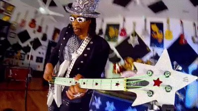 Happy 67th Birthday Bootsy Collins