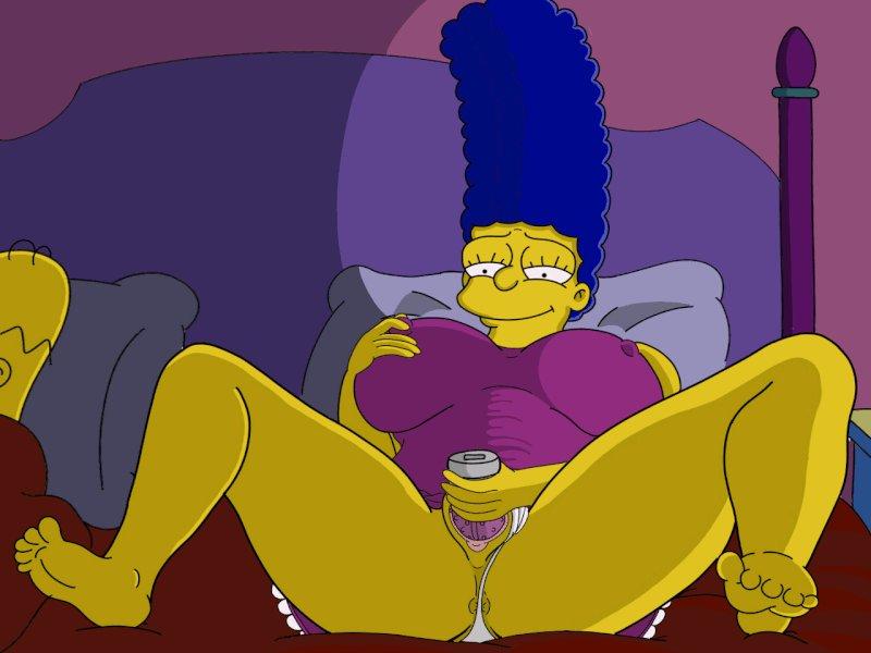 New Simpsons Porn Parody