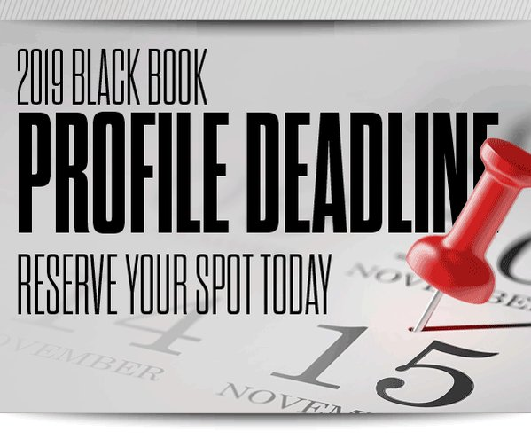 Tomorrow is the last day to reserve your Black Book profile! Don't miss this opportunity to put your firm in front of thousands of professionals from mortgage banks, non-banks, government agencies, and more. Click here to secure your spot: https://t.co/JVOyNIcZXq