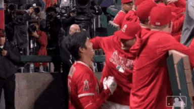 Ladies & Gentlemen ... Shohei Ohtani is your 2018 Rookie of the Year!!! #Angels #ROY https://t.co/geYkpjVYT5