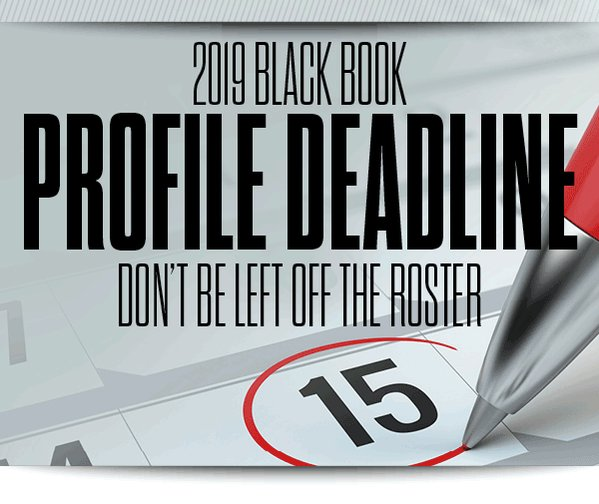Black Book's profile deadline closes in two days! Don't miss this opportunity to have your firm's key information delivered to thousands of mortgage servicing decision-makers—click here to reserve your profile: https://t.co/JVOyNIcZXq