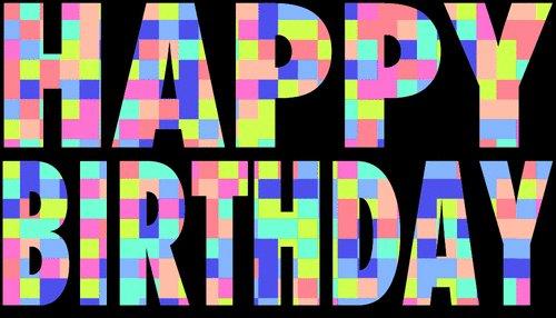 HAPPY BIRTHDAY LUBA,  Have a FAB_U_LOUS DAY XXXX           .