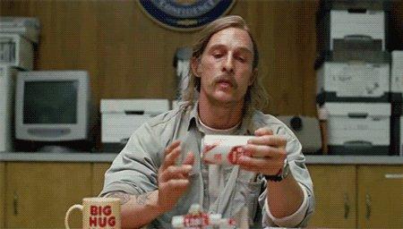 Happy birthday, Matthew McConaughey!  Via