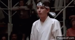Happy Birthday Ralph Macchio!  He was awesome in the movies!