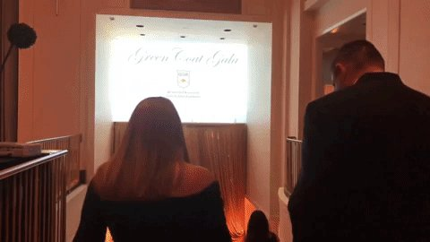 Thank you to everyone who supported the 2018 Green Coat Gala! VIDEO: vimeo.com/299088154