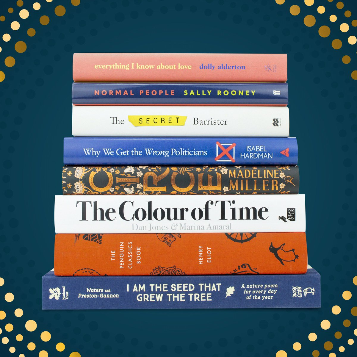 Championed by our booksellers. Loved by you, the readers. We are incredibly proud to announce the eight-strong shortlist for the Waterstones Book of the Year 2018. Discover more here: https://www.waterstones.com/category/cultural-highlights/book-awards/the-waterstones-book-of-the-year?utm_source=WS_BOTYShortlistMainPost&utm_medium=twitter&utm_campaign=november2018twitter… #BookOfTheYear