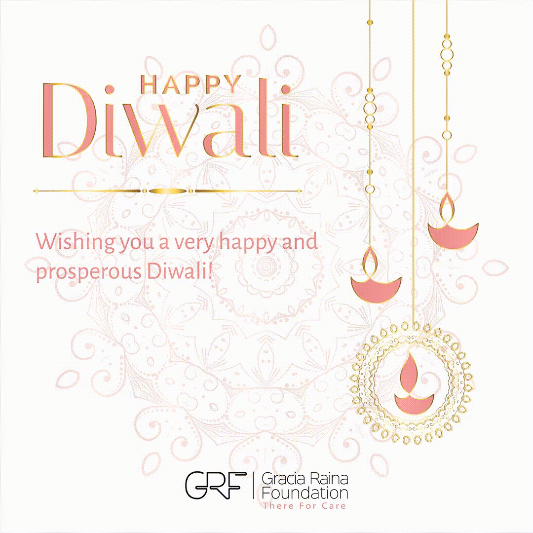 Diwali is an excellent time to start thinking about helping other people. Try making difference to someone's life this Diwali in a real sense by gifting education, health care or a big smile. #HappyDiwali