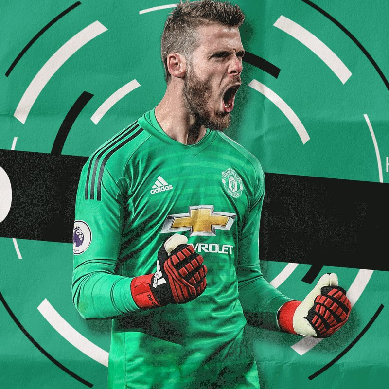 Happy birthday to our number 1️⃣! 🎉 @D_DeGea 🎉
