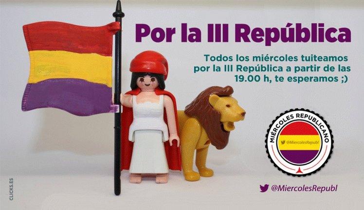 Numerosos ayuntamientos del cambio izan banderas republicanas diario16.com/numerosos-ayun… #LaRepúblicaPronto ❤️💛💜