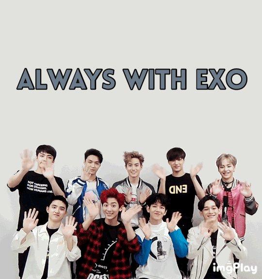 𝕋𝔼𝕄ℙ𝕆ㅣTracie ₆₁₄ ✨'s photo on #AlwaysWithEXO