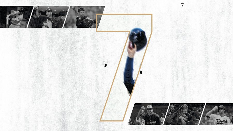 From the bottom of our heart, #ThankYou7.