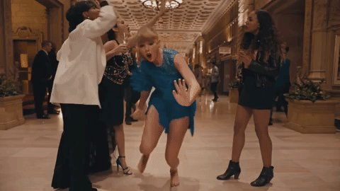 When you're in your room by yourself listening to 'Delicate'... #1YearOfreputation youtube.com/watch?v=tCXGJQ…