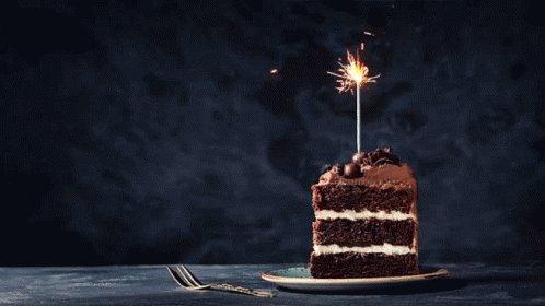 Happy birthday. Enjoy!