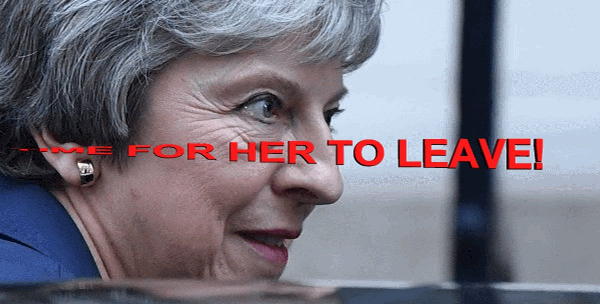 How long will it take for the Penny to actually drop with this Woman? #PeoplesVote #StopBrexitNow #BrexitWillNotHappen #MayMustGoNow #GetTheToriesOut #bbcqt #SackMaybot