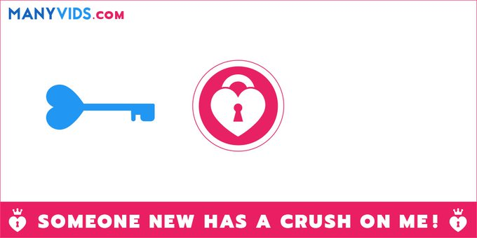New Sale! New crush member! Join the club here https://t.co/S6EF7Zxv85 #MVSales #ManyVids https://t.
