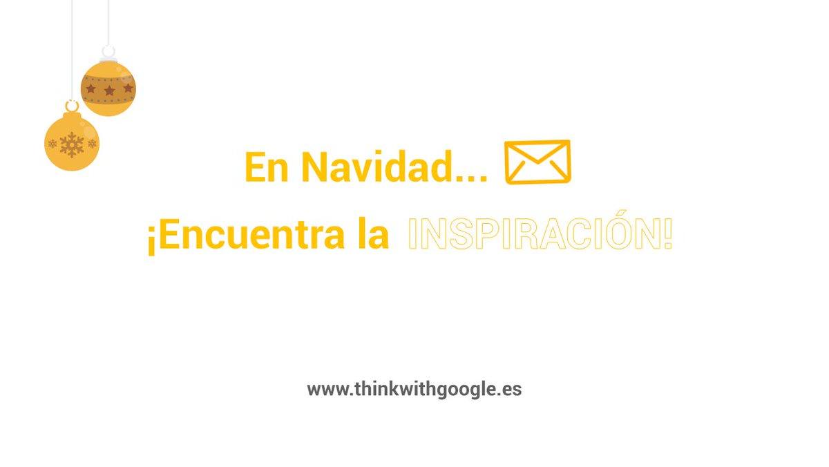 Image for the Tweet beginning: ¿Preparado para la #Navidad? Suscríbete