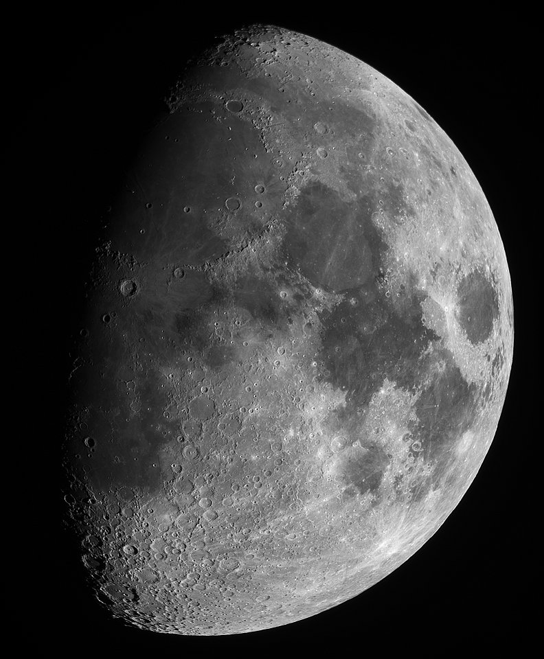 rotation of the moon - 792×960