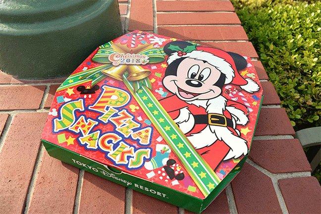 東京ディズニーリゾートPR【公式】's photo on #ピザの日