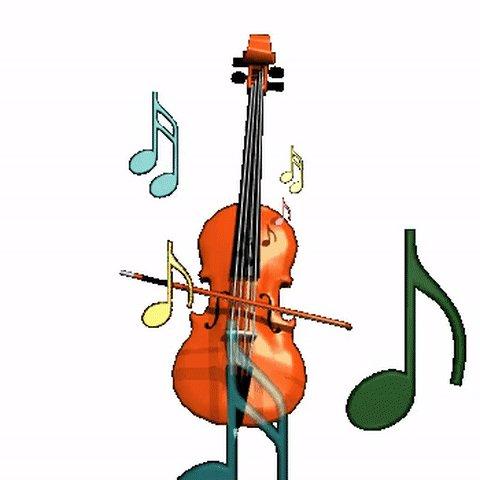 Анимация картинок с музыкой