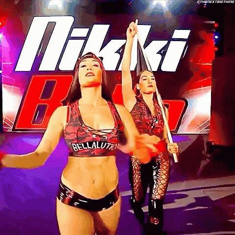 Happy birthday to Superstars Nikki & brie Bella 35 today