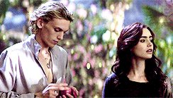 Happy Birthday to the only Jace Herondale I ll acknowledge Jamie Campbell Bower