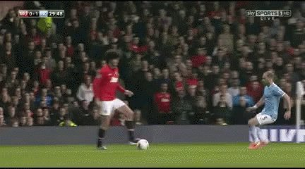 Happy birthday to two current United stars Chris Smalling and Marouane Fellaini