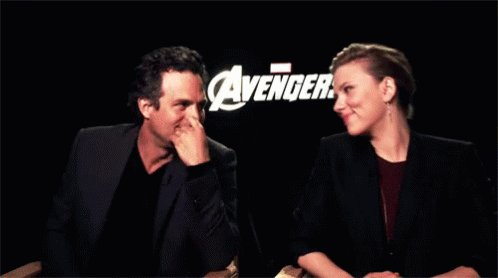 Happy birthday to Scarlett Johansson and Mark Ruffalo! I remembered it because it s the same day as MY birthday!