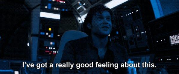 Happy Birthday to Han Solo, Alden Ehrenreich!