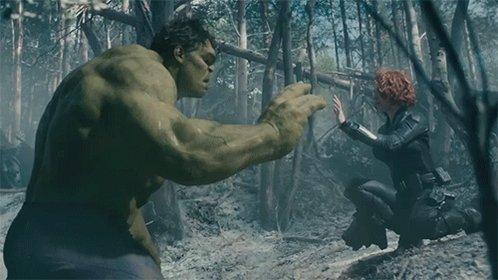 Happy Birthday to 2 awesome avengers Mark Ruffalo and Scarlett Johansson