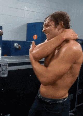 Happy Birthday to Dean Ambrose!!!