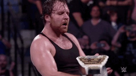 Happy birthday to the absolute love of my life dean ambrose.