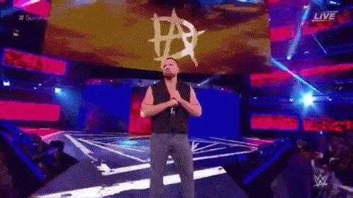 Happy Birthday to Dean Ambrose!!