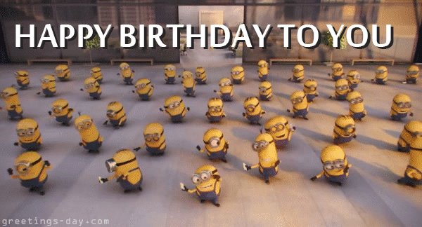 Happy Early Birthday!!