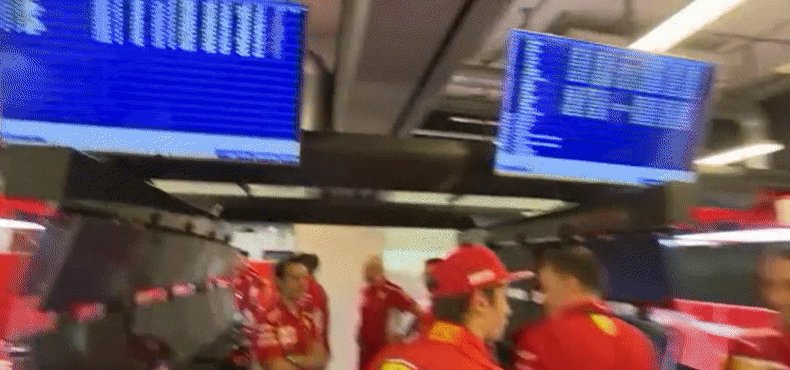 🤝 #Leclerc #Ferrari