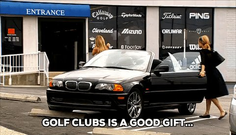 Image for the Tweet beginning: Treat your favorite golfer to