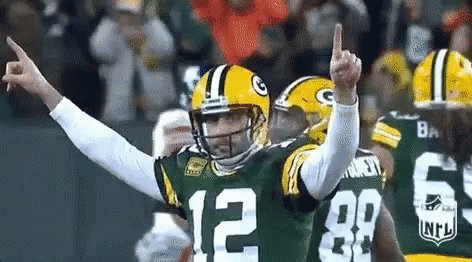 Happy 35th Birthday Aaron Rodgers