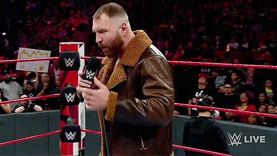 Dean Ambrose a Happy Birthday on December 7th. I m just saying.