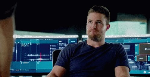 @ElisaQueen Who do we think loves #Arrow the most?